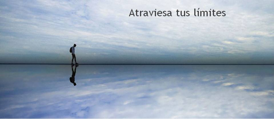 atraviesa tus limites