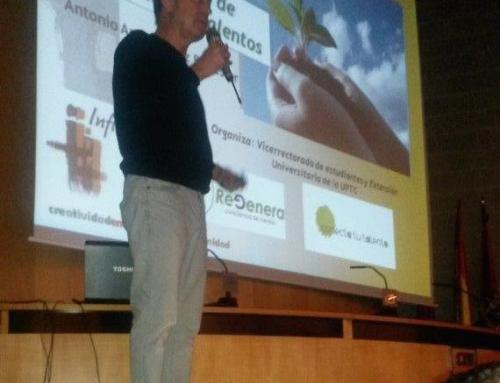 La aventura de RE-Descubrir tus talentos. Conferencia en Cartagena