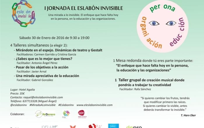 Cartel-Jornada-El-Eslabón-Invisible