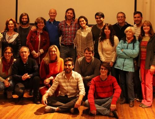 Taller de talento con la Fundación Cristal en Mendoza (Argentina)